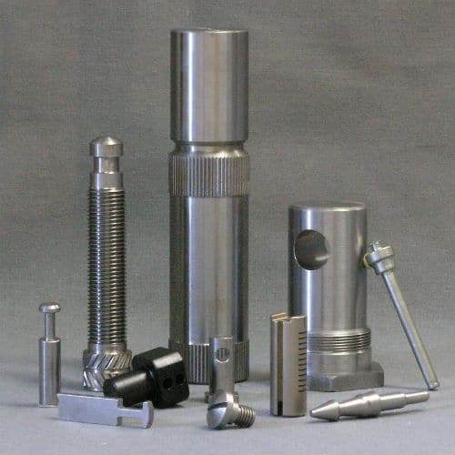 Steel Materials Machined
