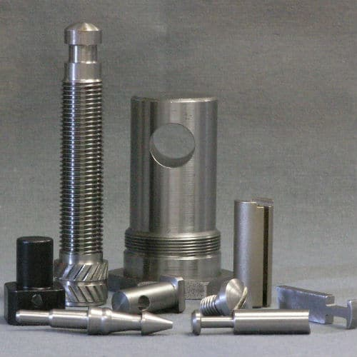 Swiss Screw Machine Products