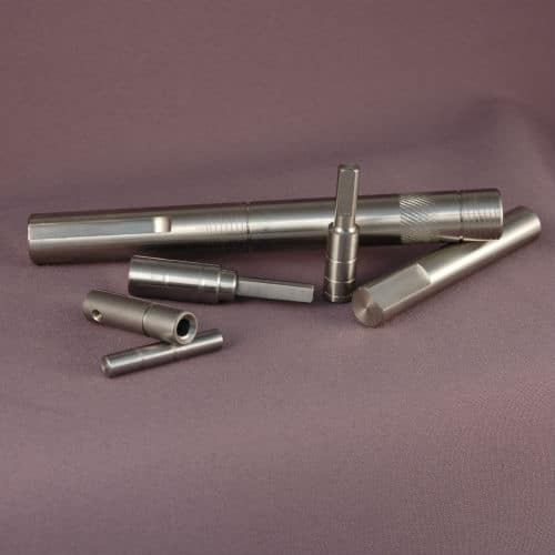 Forster Tool Machined Shafts