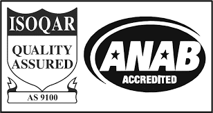 ISOQAR QUALITY ASSURED ANAB ACCREDITED