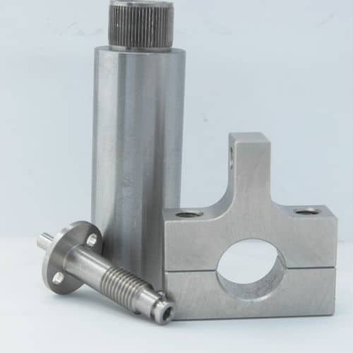 Machined Stainless Steel Parts