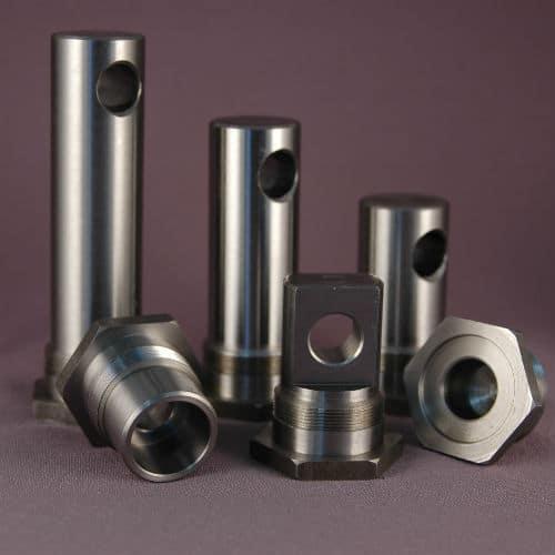 CNC Turning Sample